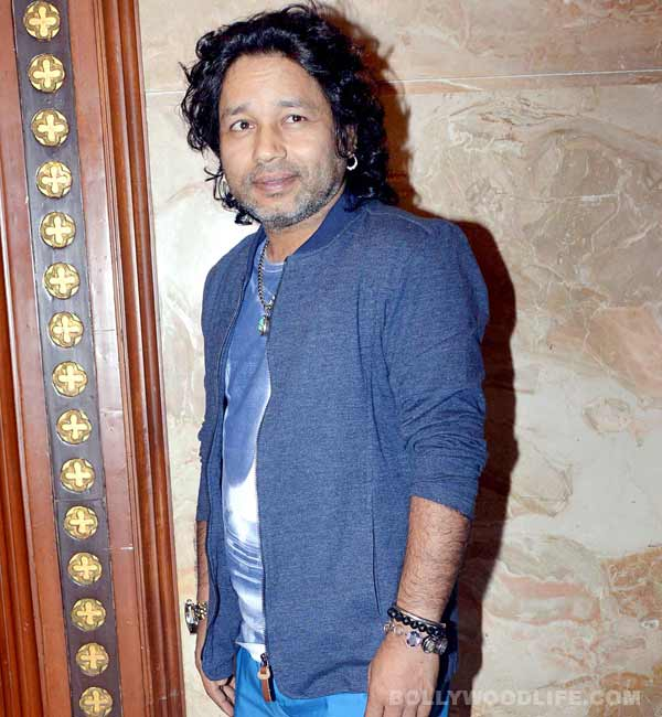 Kailash Kher does not feel threatened by actors who have taken up singing!