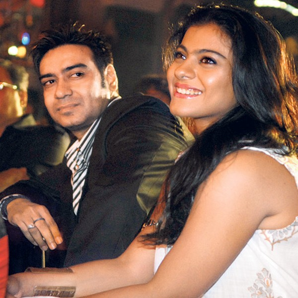 Kajol: I was dating someone else when I met Ajay Devgn and I used to often solicit relationship advice from him!