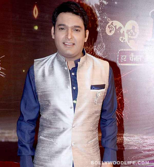 Special episode of Kapil Sharma's Comedy Nights with Kapil to be shot in Dubai!