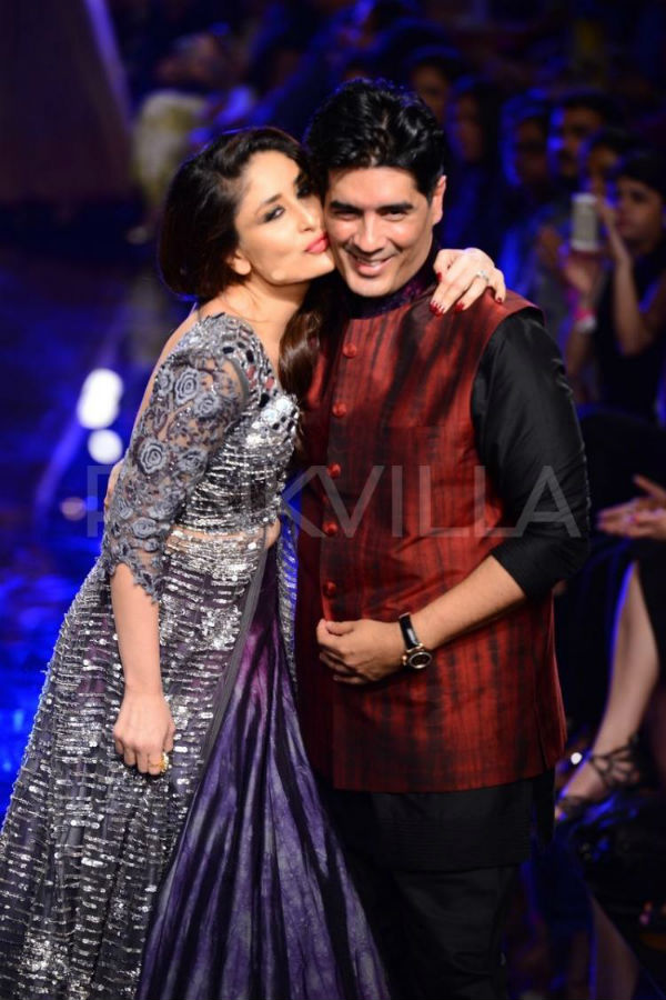 Lakme Fashion Week 2014: Kareena Kapoor Khan, the stunning show stopper-view pics!