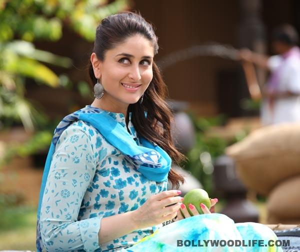 Kareena Kapoor grinds spices for Singham Returns!