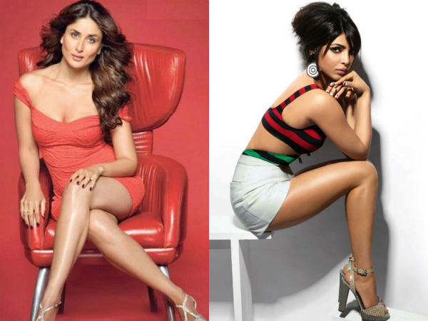 Kareena Kapoor Khan and Priyanka Chopra to share screen space again?