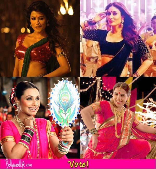 Kareena Kapoor, Rani Mukerji, Vidya Balan – Who's the hottest Marathi babe in B-town?