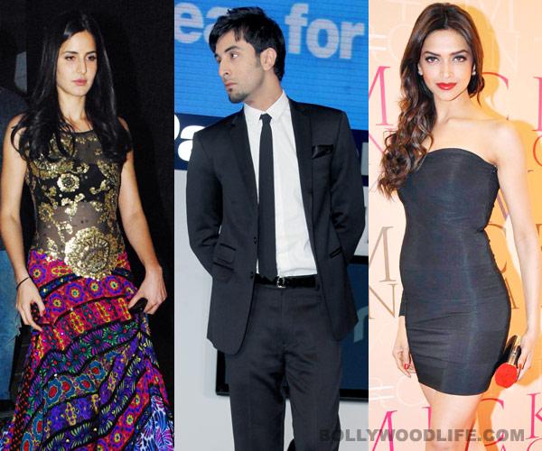 Katrina Kaif to accompany Ranbir Kapoor and Deepika Padukone on the sets of Tamasha?