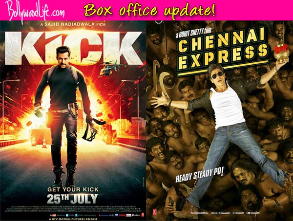 Salman Khan's Kick mints Rs 225.63 crore, to surpass Shah Rukh Khan's Chennai Express box office collection!