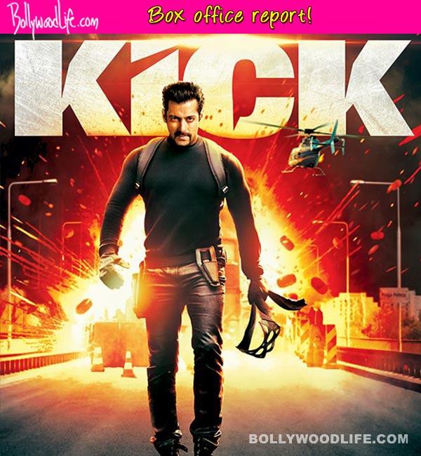 Box office records made by Salman Khan's Kick!