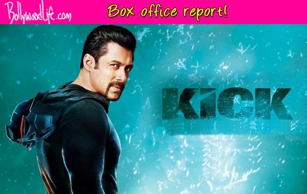 Kick box office collection: Salman Khan's film rakes Rs 50.49 crore overseas, will it break Shah Rukh Khan's record?