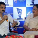What are Usha Uthup and Prosenjit Chatterjee doing together?