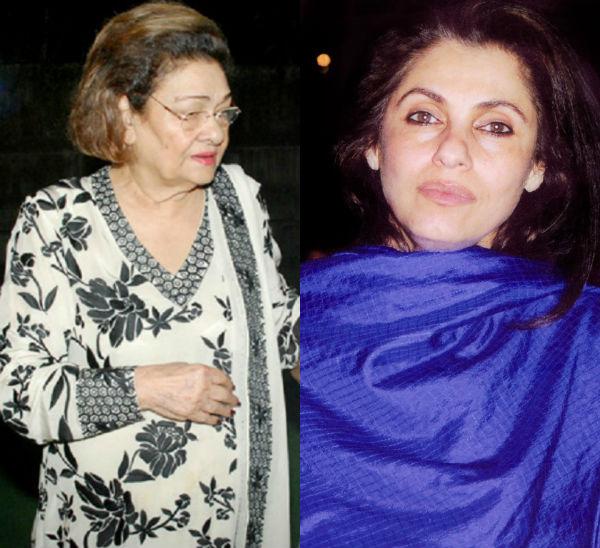 Dimple Kapadia holds Raj Kapoor's wife in high esteem