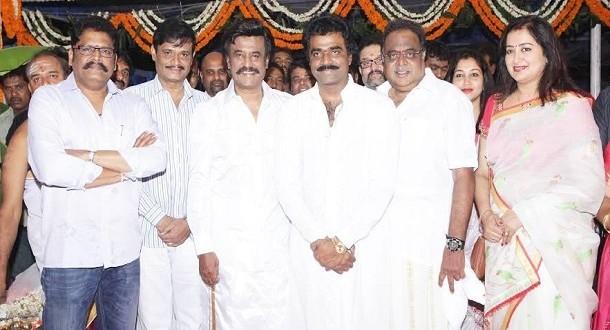 Rajinikanth's Lingaa first look out on Ganesh Chaturthi!