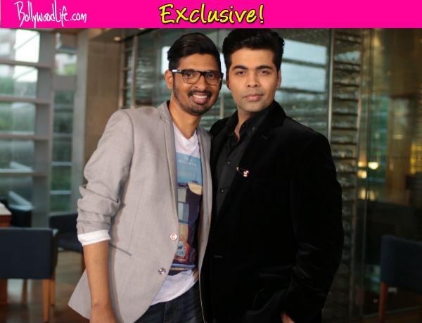 Exclusive: I can never match up to Karan Johar says Niranjan Iyengar