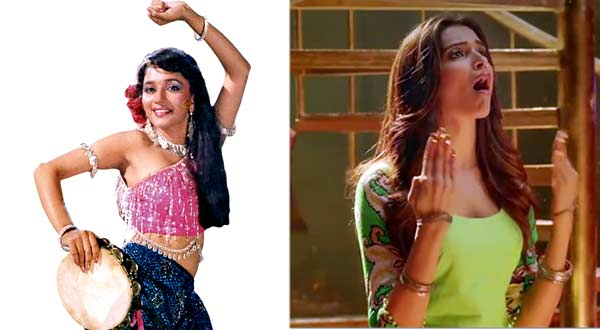Deepika Padukone's character in Happy New Year inspired by Madhuri Dixit's character in Tezaab!