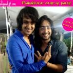Mahabharat: Saurab Raaj Jain strikes a pose with his bro Shaheer Shaikh – view pics!