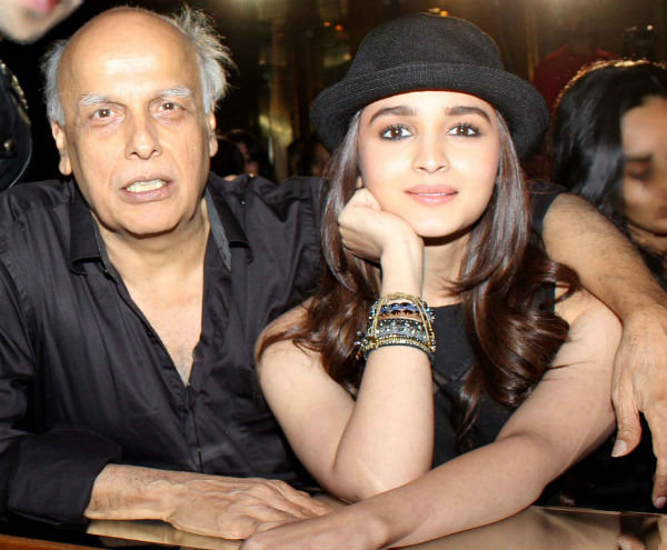 Mahesh Bhatt fears Alia Bhatt getting too content with her achievements in Bollywood