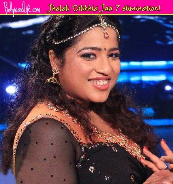Jhalak Dikhhla Jaa 7: RJ Malishka eliminated