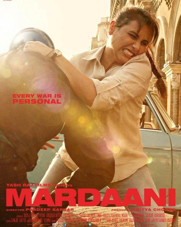 Mardaani movie review: Rani Mukerji packs a punch with a powerful performance!