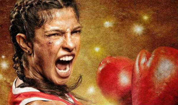 Creating boxing scars on Priyanka Chopra was tough for her make-up artist