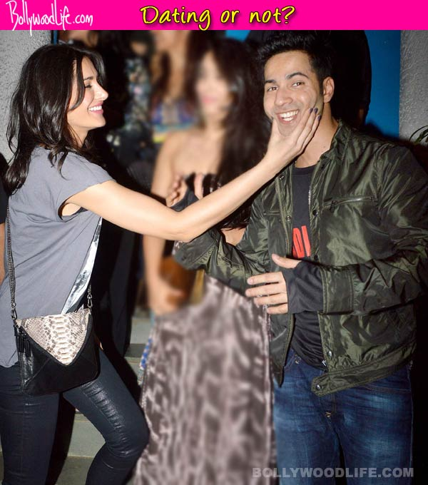 Are Varun Dhawan and Nargis Fakhri the new couple in B-town?