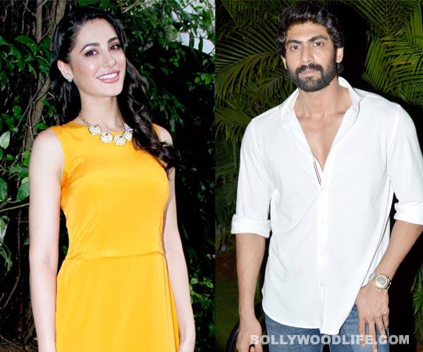Post break up with Uday Chopra, Nargis Fakhri getting close to South star Rana Daggubati?
