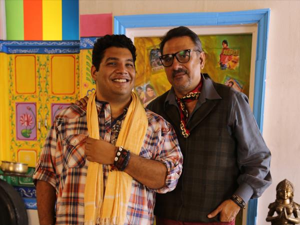 Boman Irani's son Kayoze Irani dubs for The Legend of Michael Mishra!