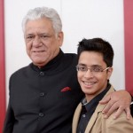 Steven Spielberg advised Om Puri's son to become an actor!