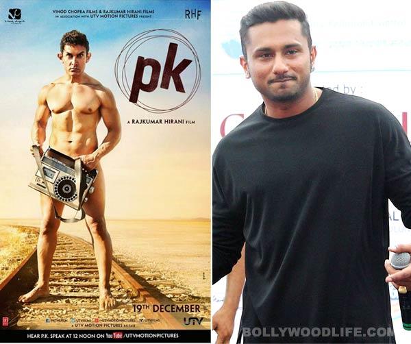 Yo Yo Honey Singh: After Shah Rukh Khan and Salman Khan, I would like to work with Aamir Khan in PK!