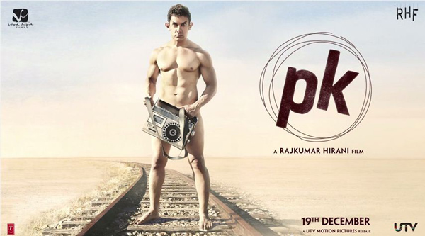 PK poster lands Aamir Khan in legal trouble