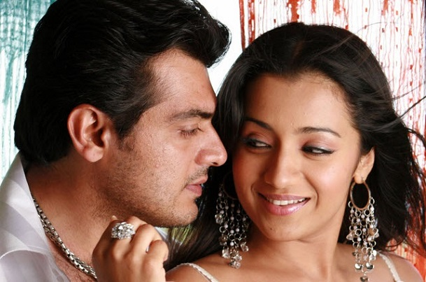 Who is giving sleepless nights to Trisha Krishnan?