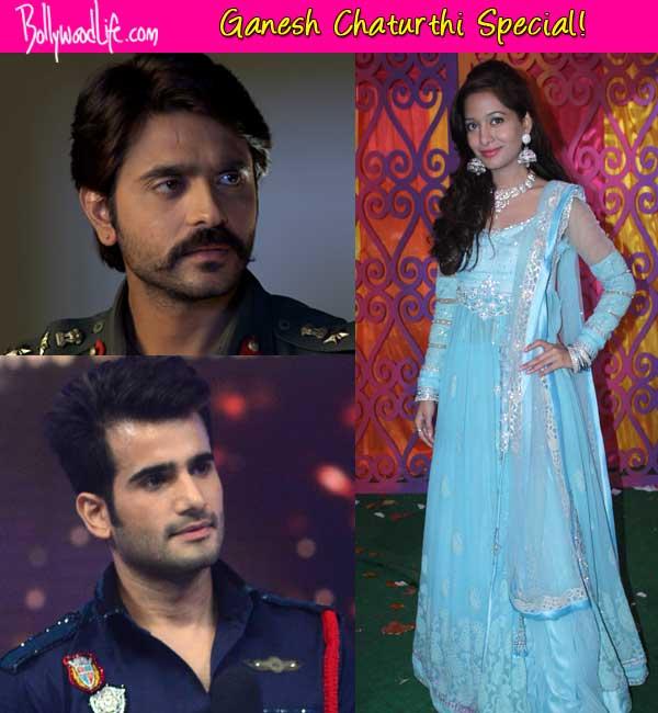 Ganesh Chaturthi 2014: Find out how Preetika Rao, Ashish Sharma and Karan Tacker celebrate Ganpati!