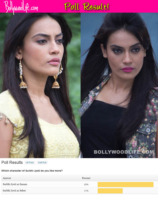 Qubool Hai: Fans claim they like Sanam more than Seher. Poll results!