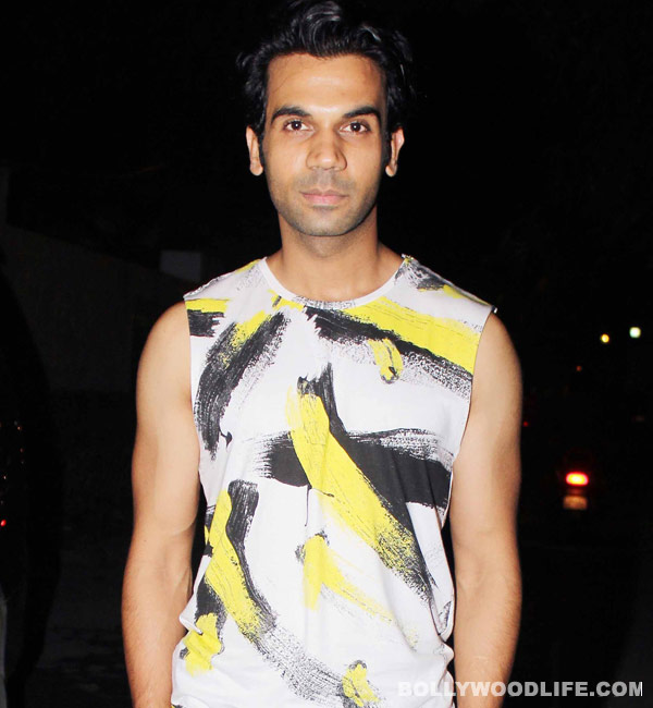 Rajkummar Rao: I am not ready for the institution of marriage!