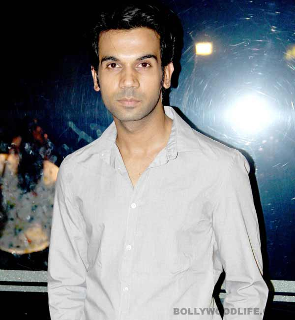 Rajkummar Rao: I want to get better with each performance!