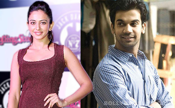 Rajkummar Rao and Rakul Preet Singh start workshops for Ramesh Sippy's directorial comeback Shimla Mirch