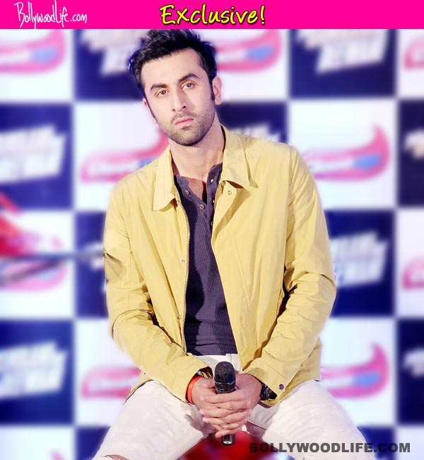 Why is Ranbir Kapoor angry?