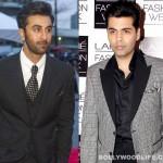 Ranbir Kapoor gives Karan Johar a headache!