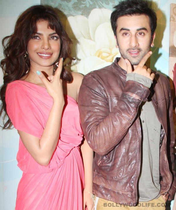 Ranbir Kapoor and Priyanka Chopra's Barfi! goes to Belgrade!