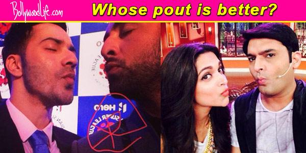Ranbir Kapoor or Deepika Padukone: Who pouts best?- Vote!