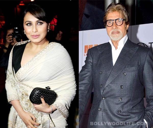 Kaun Banega Crorepati 8: Amitabh Bachchan promote Rani Mukerji's Mardaani!