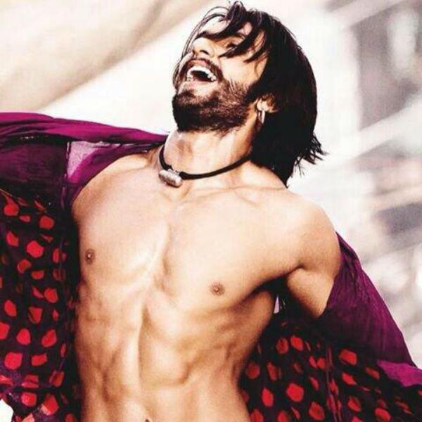 When Ranveer Singh danced naked in his hotel room...