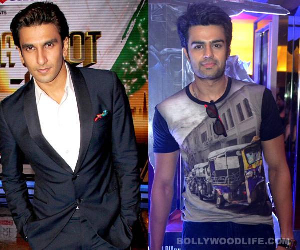 Ranveer Singh compliments Manish Paul's dressing sense!