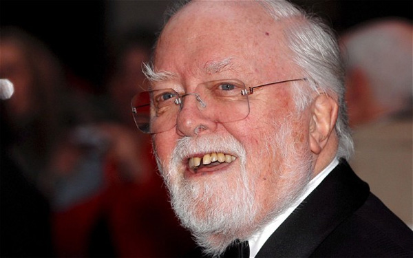 Actor-Director Richard Attenborough passes away at the age of 90
