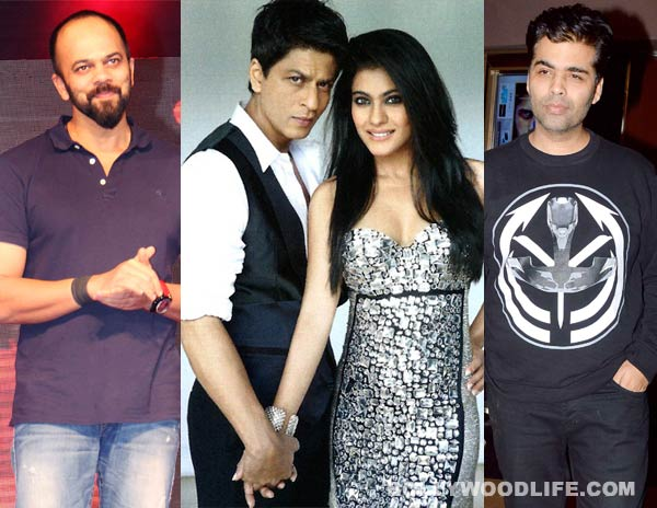 Is Rohit Shetty the new Karan Johar in Shah Rukh Khan and Kajol's life?