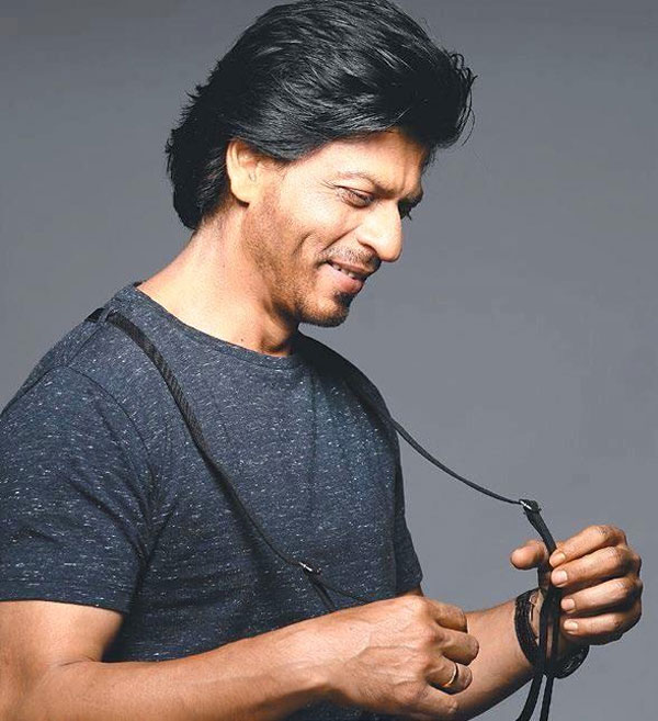 Shah Rukh Khan: Happy New Year is as happy as its title!