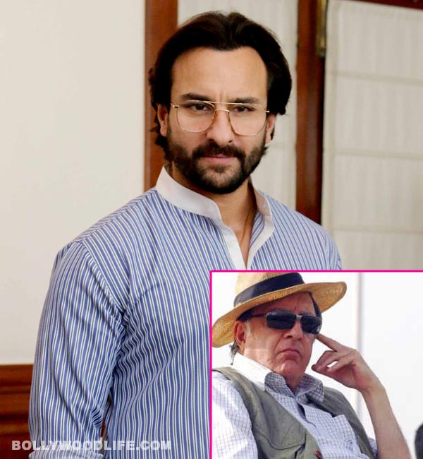 Saif Ali Khan to make a film on his late father Mansoor Ali Khan Pataudi