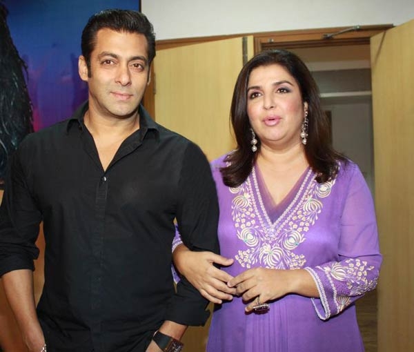 Did you know: Salman Khan's father and Farah Khan's mother were lead pair in a 1963 film!