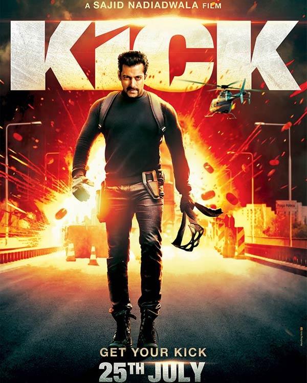 Salman Khan's Kick to make Rs 500 crore at the box office?