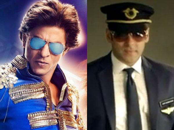 Shah Rukh Khan to promote Happy New Year on Salman Khan's Bigg Boss 8?