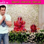 Exclusive: Here's a quick darshan of Salman Khan's Ganpati!