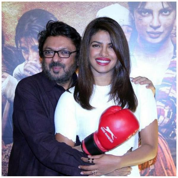 Sanjay Leela Bhansali did Mary Kom because of Priyanka Chopra!