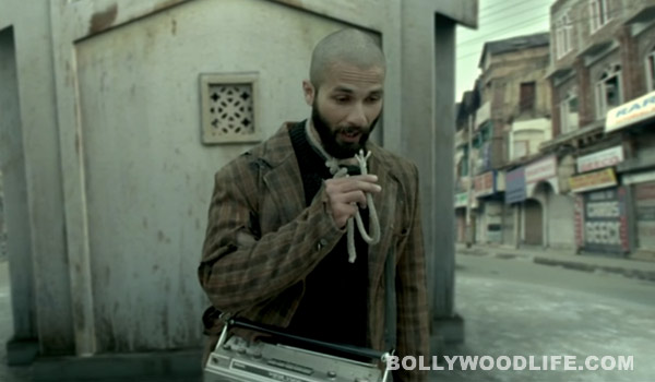 An eager Shahid Kapoor sacrifices a lot for Haider!